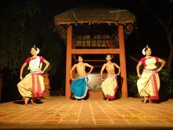 Spectacle pour Shivaratri