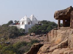 Grottes jaïnes de Khandagiri