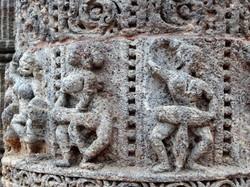 Sculptures de Konark