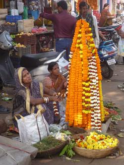 La marchande de fleurs