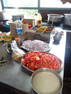 Cours de cuisine oriya