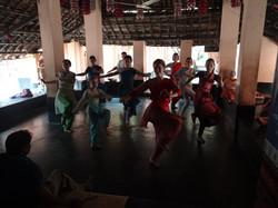 Cours de danse Sambalpuri