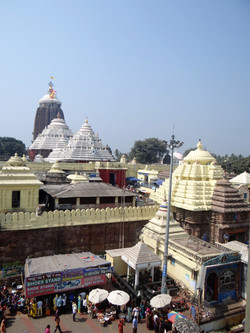 Jagannath temple!