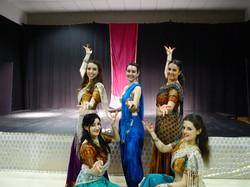 Les danseuses!