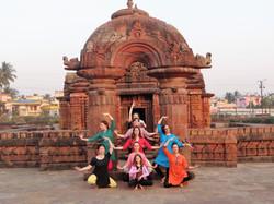 Au temple de Mukteshwar