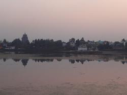 Le lac du Bindu Sagar