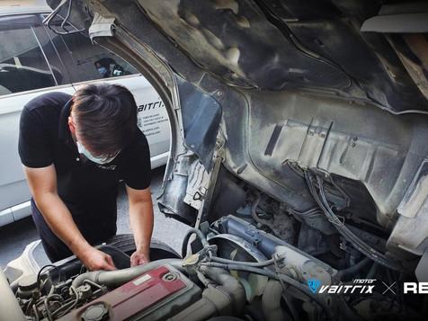 【VAITRIX也能強化營業用大車心臟】
