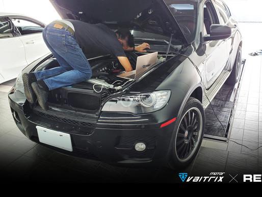 【VAITRIX客製化的重要性 BMW X6】