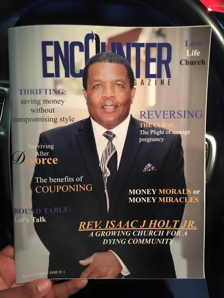 Encounter Magazine Article and Feature