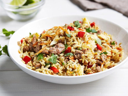 Chicken Singapuri Fried Rice