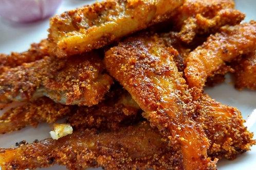Boondi Rava Fry