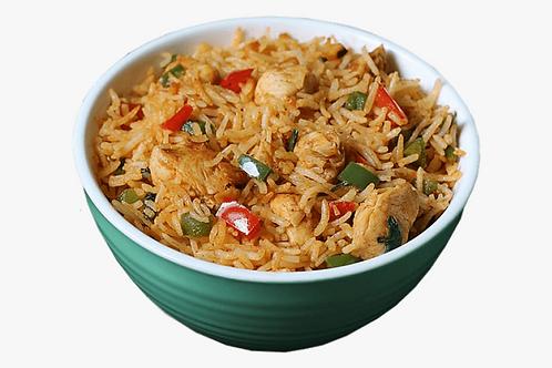 Chicken  Schezwan Fried Rice