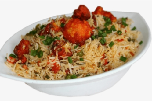 Manchurian Fried Rice