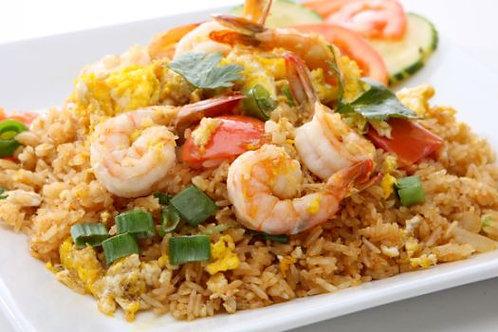 Prawns Fried Rice