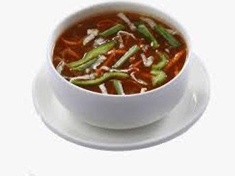 Veg Hot & Sour Soup