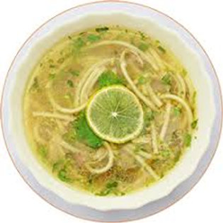 Chicken Lemon Coriander Soup