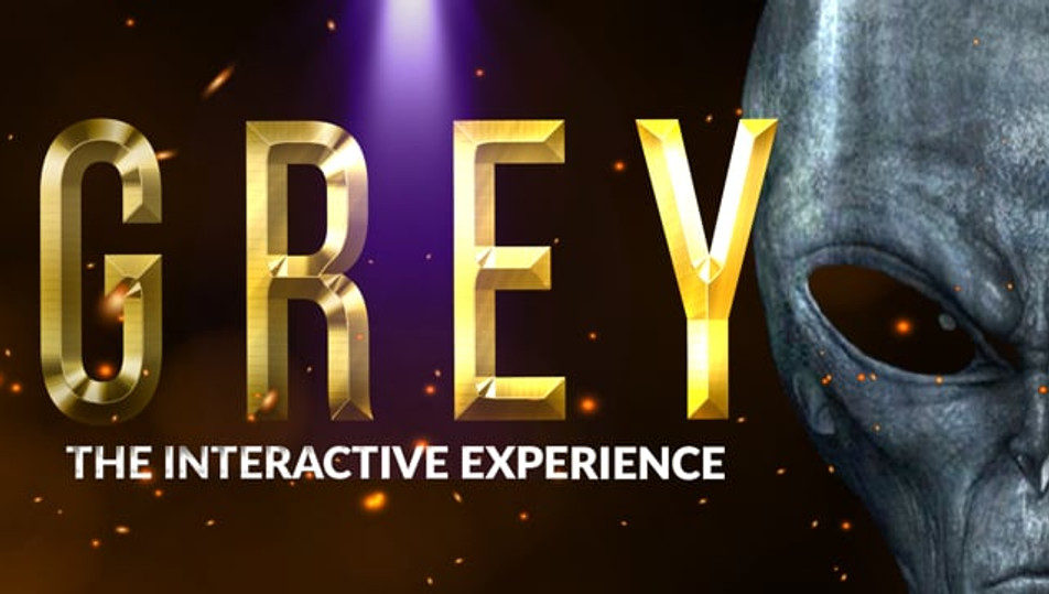 GREY - THE INTERACTIVE EXPERIENCE