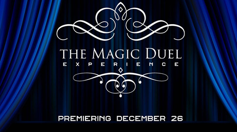 THE MAGIC DUEL EXPERIENCE