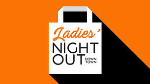 Ladies Night Out Facebook Event Hallowee