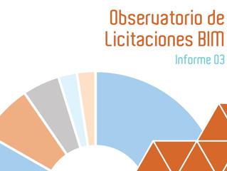 Tercer informe del Observatorio es.BIM de Licitaciones