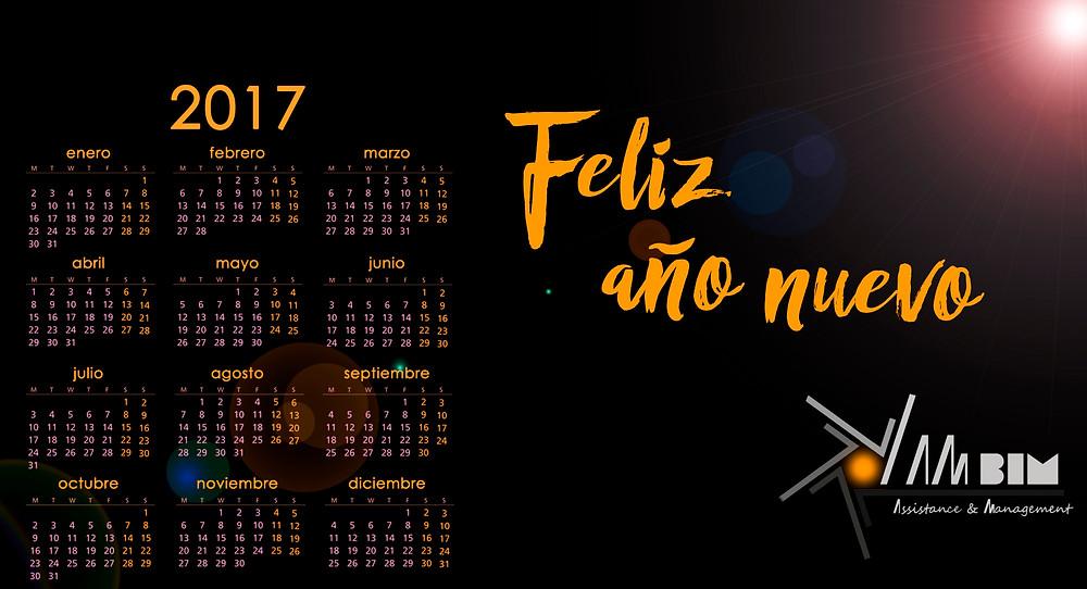 Calendario AMBIM 2017