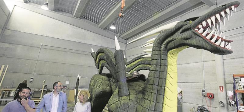 Dragón de Cáceres