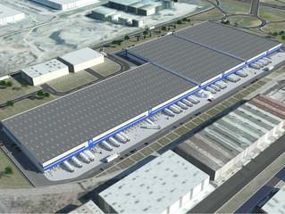 Primer parque logístico en España, desarrollado íntegramente en BIM