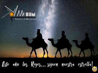 Este año los Reyes siguen nuestra estrella