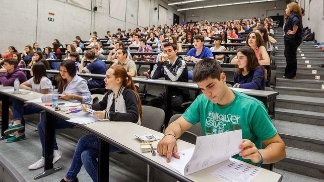 Alumnos Universidad
