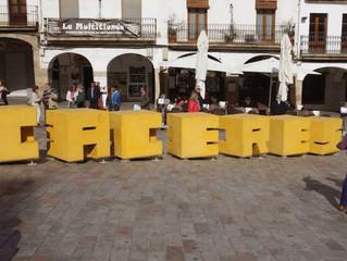 Cáceres cuenta con un nuevo reclamo turístico que no deja indiferente