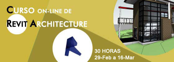 Cartel Curso Revit