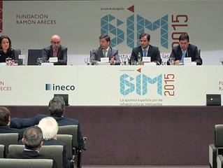 BIM marcará el futuro diseño de las infraestructuras