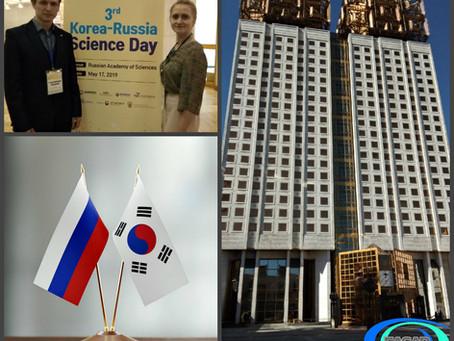Easar at Russia-Korea Meeting
