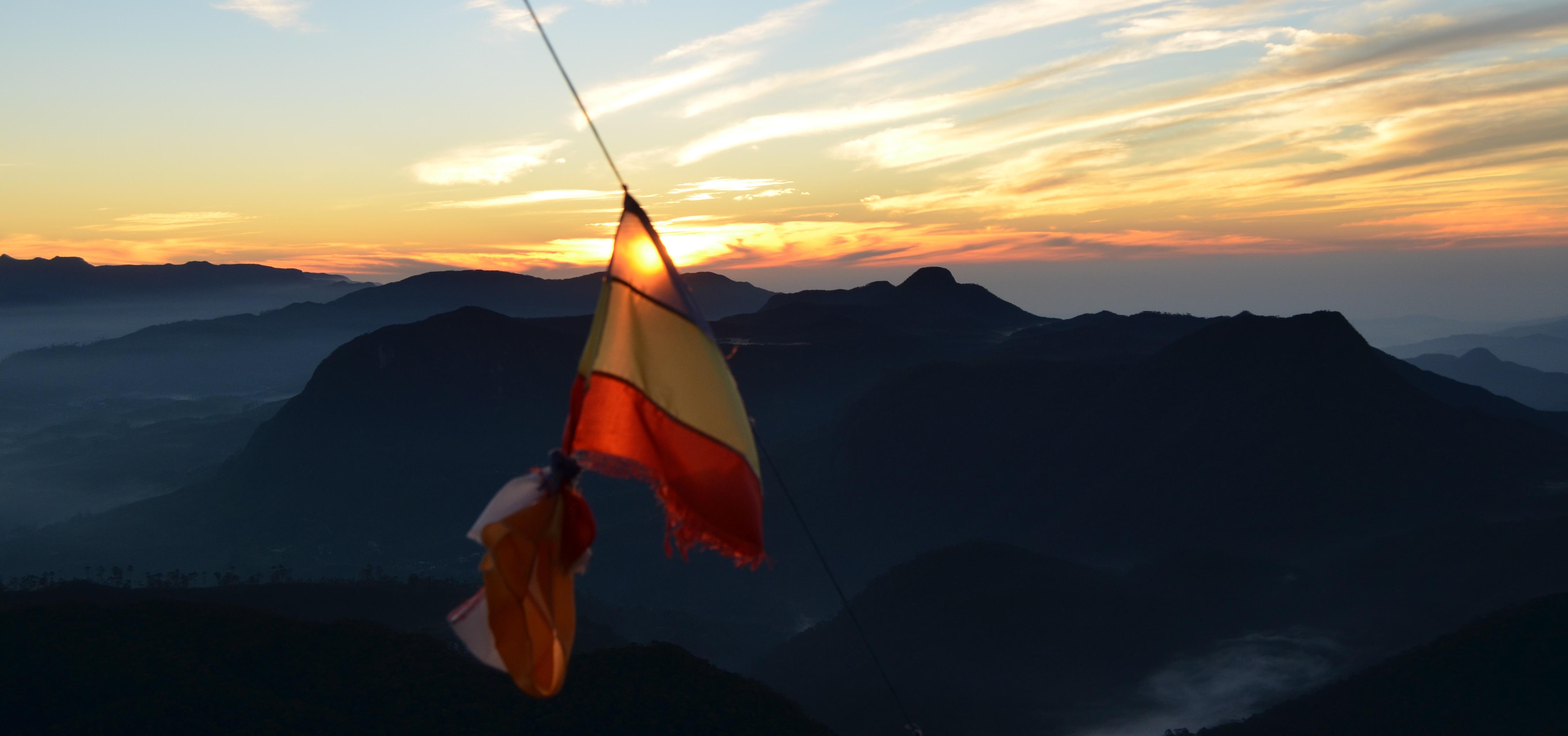Sunrise at Adam's Peak.jpg