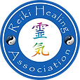 Reiki Healing Association Logo