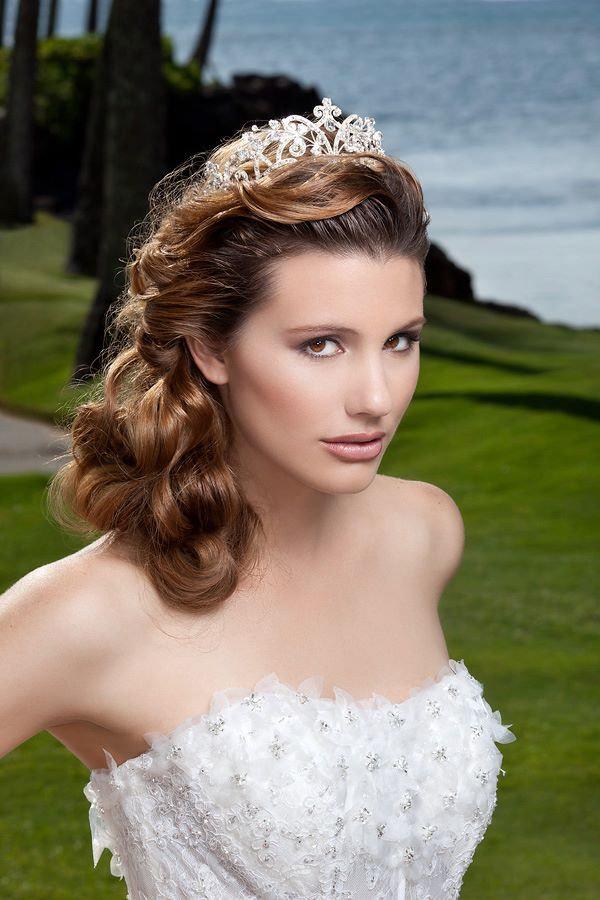 Bride (no trial) hair & makeup