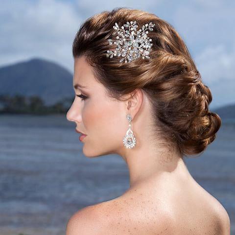 Bride (w/trial) hair & makeup
