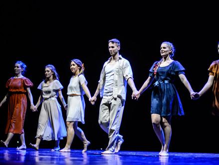 IV Konkurs Teatrów Tańca Kielce