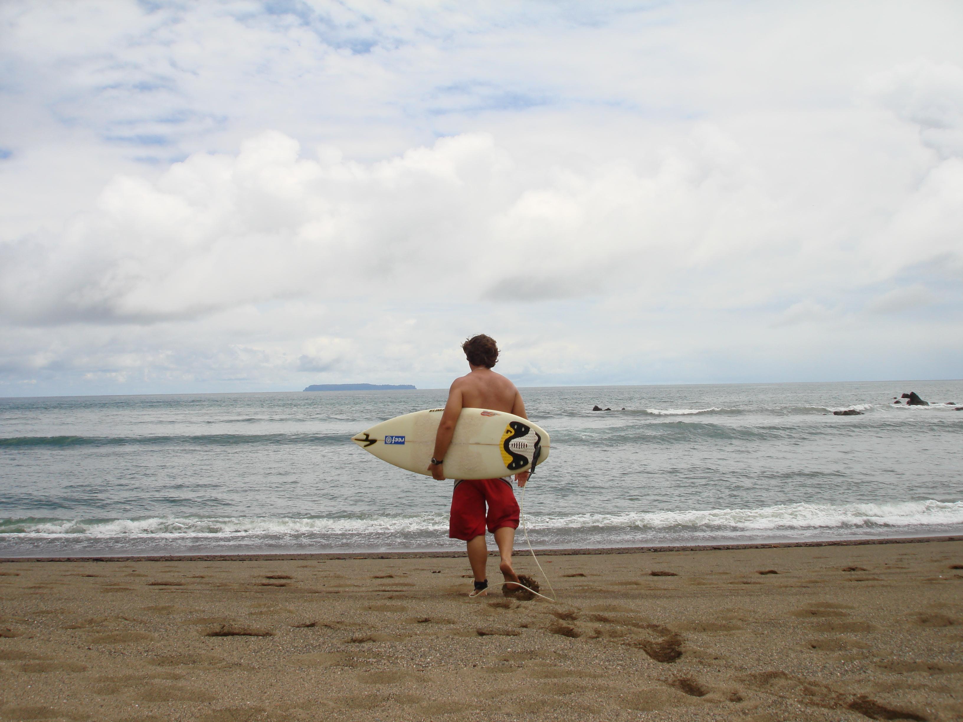 surf in Rio Claro