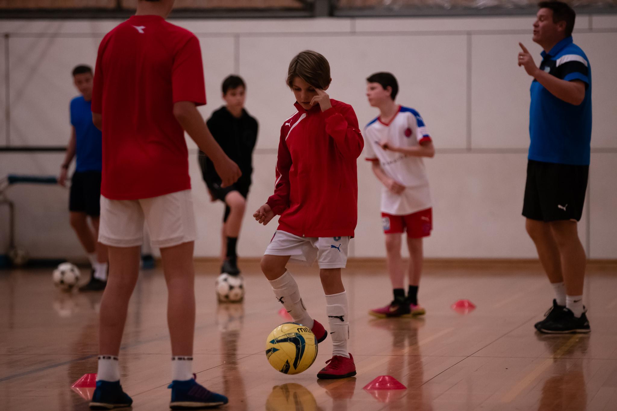 Week 4 -U10 & U12 Boys - Weekly Skills
