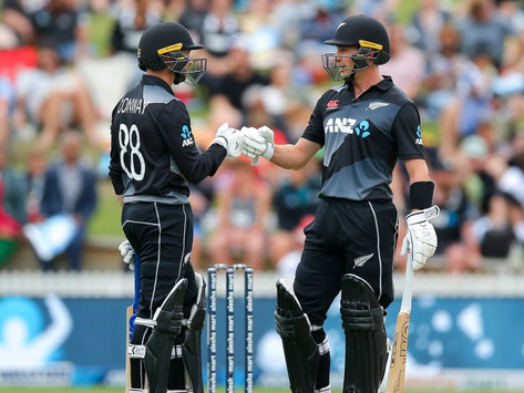 New Zealand vs Bangladesh:  Devon Conway, Ish Sodhi star in the first 66-run T20I win
