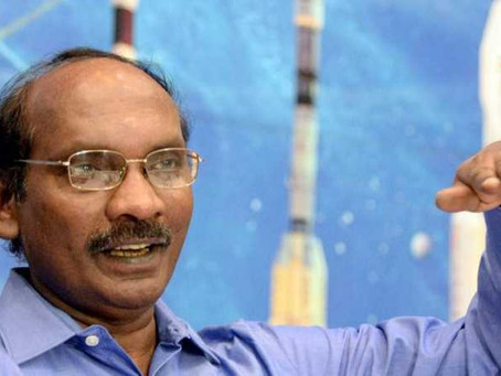ISRO receives SOS from Centre