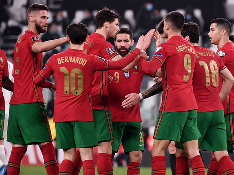 2022 Fifa world cup : When and where to watch SER VS POR qualifier match