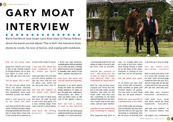 Gary Moat Interview with Tracey Fellows_