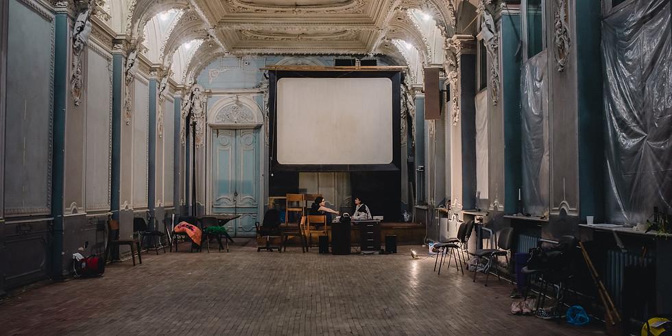 Открытый мастер-класс Лаборатории нового театра