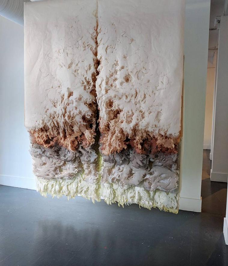Erin Joyce, Art Curator, New Haven, Chip Thomas,Andrew Erdos, Natalie Ball. Basma AlSharif, Contemporary Art