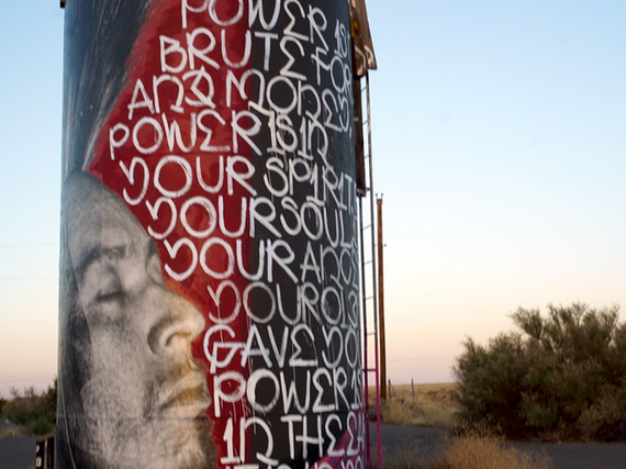 THE MURAL PROJECT: CHEYENNE RANDALL
