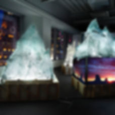 Erin Joyce, Times Square, NYC, Spring Break Art Show, Andrew Erdos