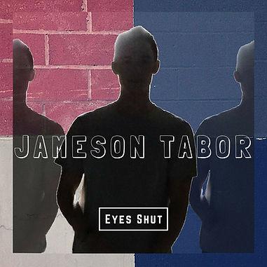 Eyes Shut album art, Jameson Tabor