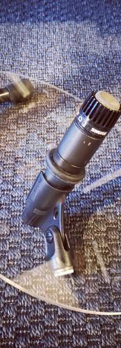 Standard microphone plexi